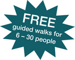 Free guided walks